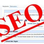 Was man in Sachen SEO von Wikipedia lernen kann