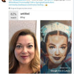 Google Arts & Culture – Künstlerisches Bildnis per Selfie finden