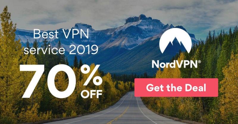 Banner NordVPN