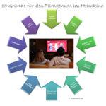10 Gründe für das Heimkino statt des klassischen Kinos