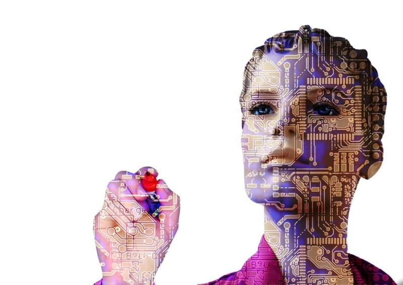 Bitcoin-Roboter