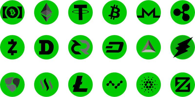 Kryptowährungen Übersicht