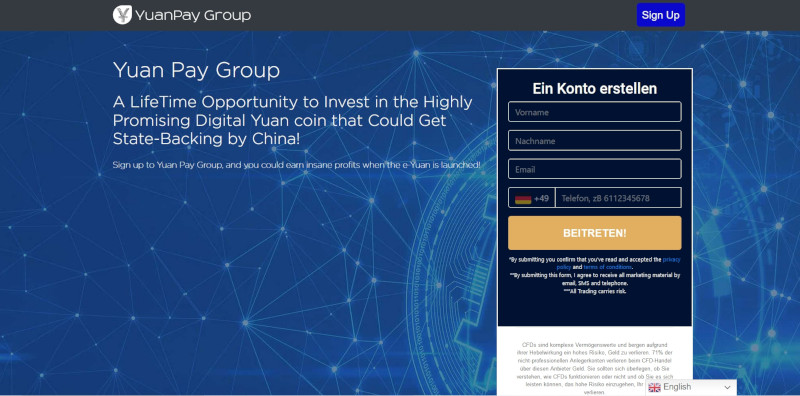 Screenshot- Yuan Pay Group