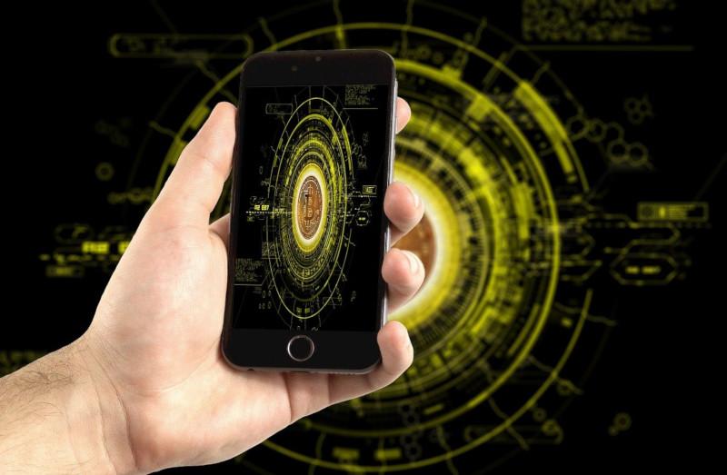 Smartphone Bitcoin